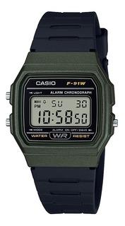 Reloj Casio Vintage F 91m 3a Comercio Oficial Autorizado