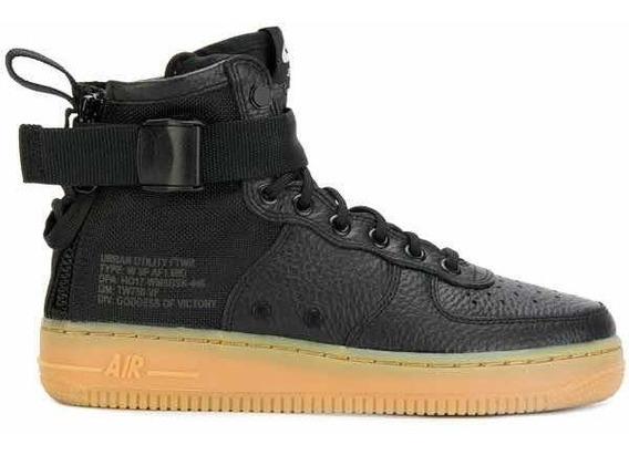 Nike Air Force 1 Mid Urban Utility Ftwr