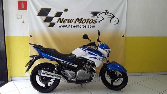 Suzuki Inazuma 250 , Segundo Dono 42.000 Km !!!