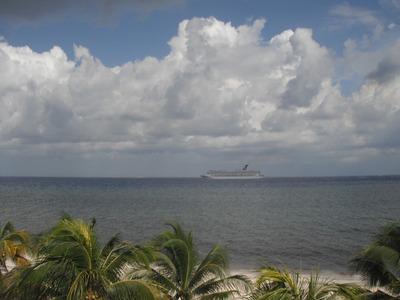 Terreno Frente Al Mar Caribe Cerca Parque De Chancanab
