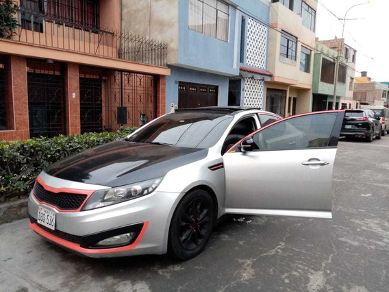 Kia Optima Full