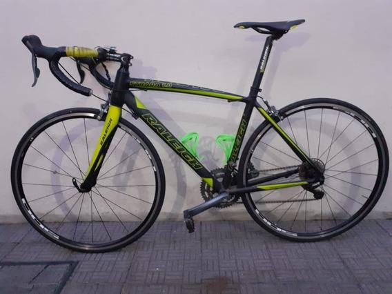 Bicicleta De Ruta Aluminio, Raleigh Strada 1.0