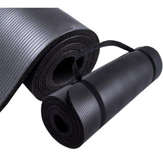 Colchoneta Mat 1 Cm Tapete Profit Ejercicio Pilates Yoga Gym