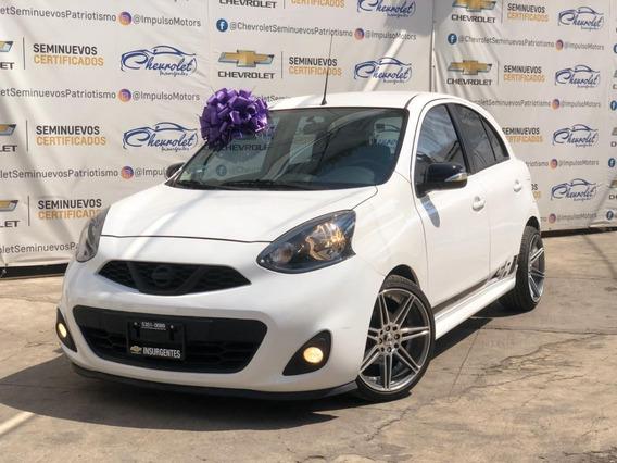 Nissan March Rs Listo Para Las Aventuras De Tu Vida