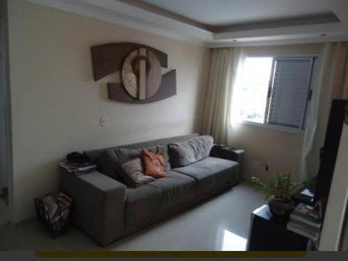 Apartamento Para Venda Em São Paulo, Jardim Sarah, 3 Dormitórios, 1 Banheiro, 1 Vaga - 7649_2-499011