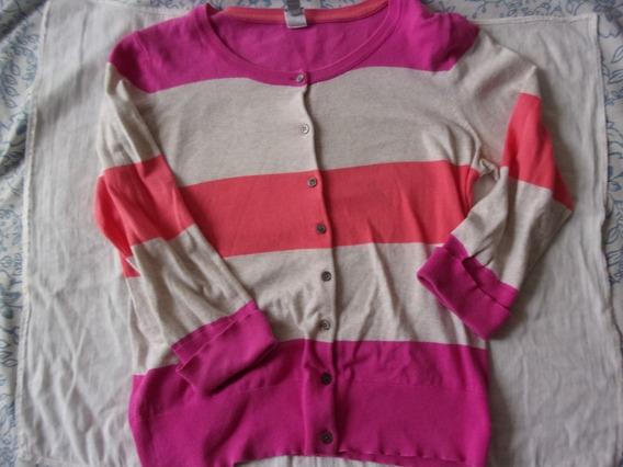 Camisa Blusa Jcp Niña Usada Talla Adolescente L 5v