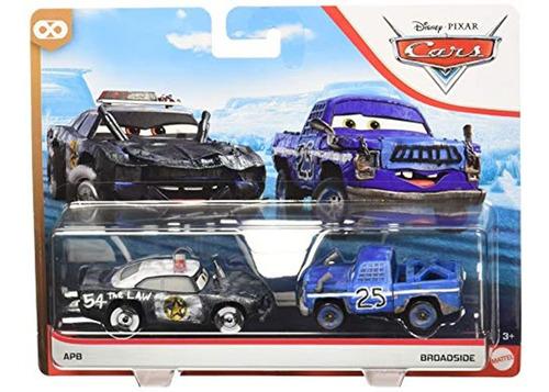 Carros De  Apb & Broadside 2-pack