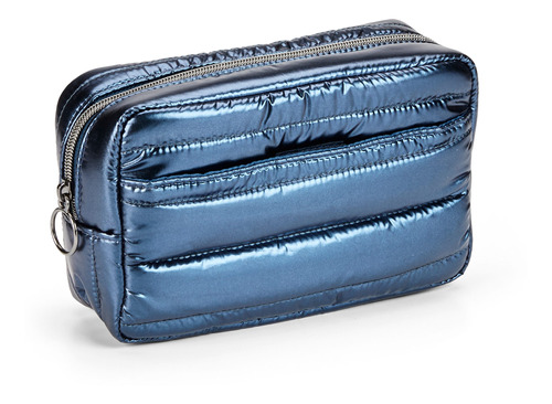 Imagen 1 de 1 de Organizador Azul Metalico Chico