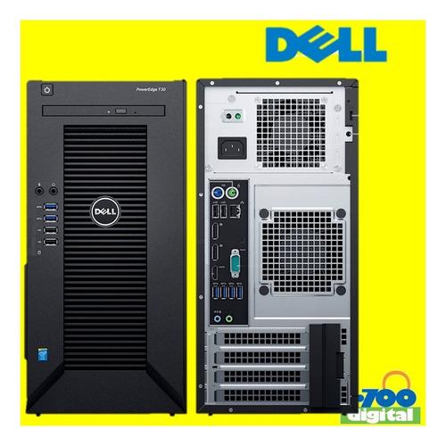 Servidor Dell T40 T30 Intel Xeon 8gb 1tb Red Server Pc I7 Hp