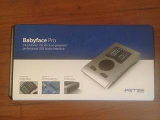 Rem Babyface Pro (precio Rebajado Oferta Limitada)