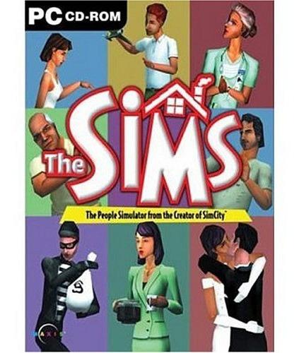 The Sims Pc - Enviado Pelos Correios