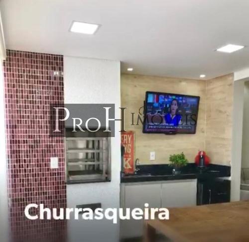 Imagem 1 de 15 de Apartamento Para Venda Em São Caetano Do Sul, Santa Paula, 2 Dormitórios, 1 Suíte, 2 Banheiros, 2 Vagas - Knat