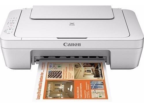Impressora Multifuncional Canon Pixma Mg2410 Branco Bivolt