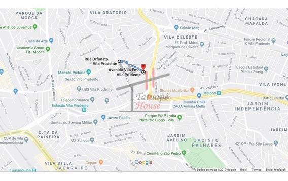 Terreno - Vila Prudente - Ref: 7134 - V-7134