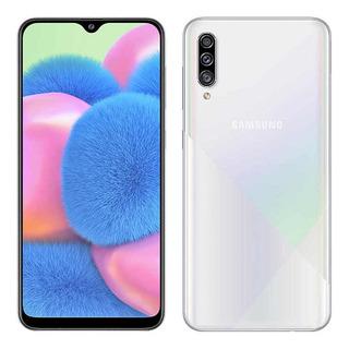 Celular Samsung Galaxy A30 Blanco