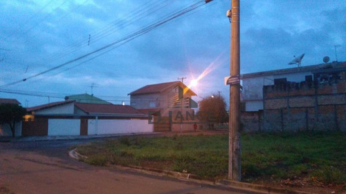 Terreno Residencial À Venda, Jardim São José, Paulínia. - Te3902