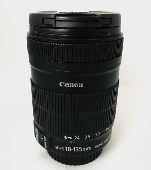 Lente Canon Ef-s 18-135 Mm Is