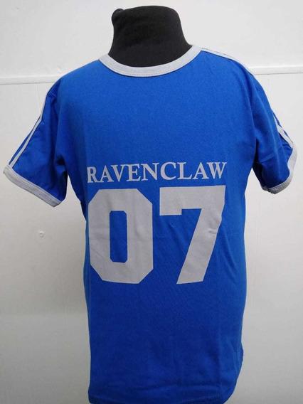 Remera Harry Potter Modelo Ravenclaw