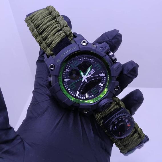 Relógio G-shock Sobrevivência A Prova D