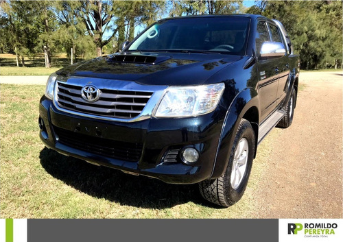 Toyota Hilux 3.0 Cd Srv Cuero Tdi 171cv 4x4 4at 2012