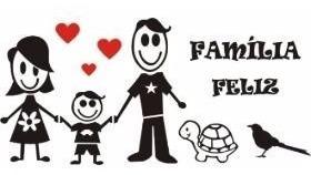 Família Feliz - Monte Sua Família Feliz 10 Bonecos -frete 10