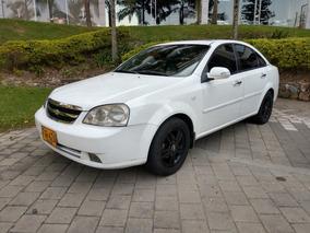Chevrolet Optra Motor 1.8 Automático 2008 Blanco 138.000 Kms