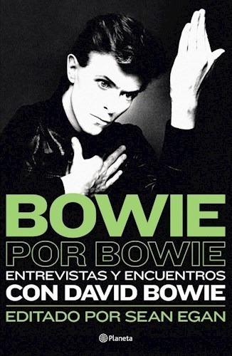 Bowie Por Bowie - Sean Egan