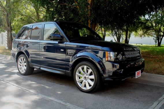Land Rover Range 2012 Rover Sport Sc, Piel, Aire, Elec, Q/c