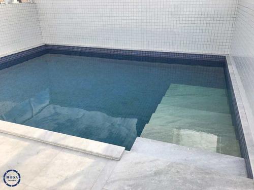 Apartamento Com 2 Dorms, Boqueirão, Santos - R$ 740 Mil, Cod: 14314 - V14314