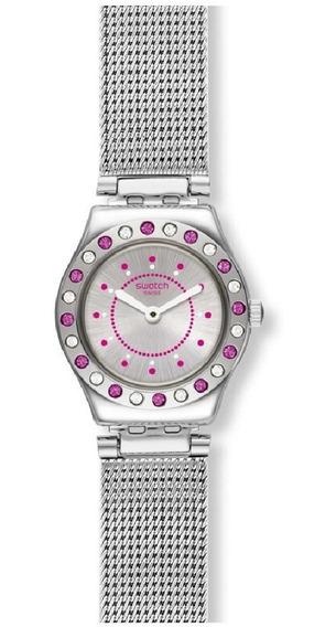 Relógio Swatch Meche Rose Yss319m