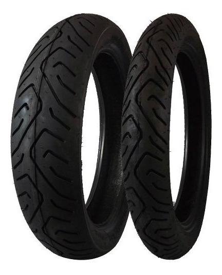 Par Pneu Dianteiro Traseiro Cb 300 Fazer Twister Next 250