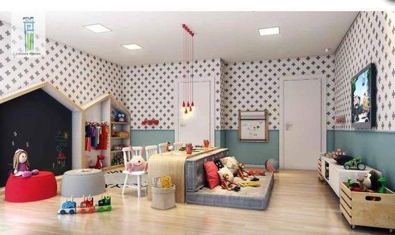 Apartamento Com 2 Dormitórios À Venda, 41 M² Por R$ 251.700,00 - Vila Nova Cachoeirinha - São Paulo/sp - Ap0759