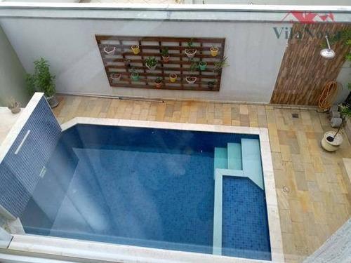 Casa À Venda, 293 M² Por R$ 1.650.000,00 - Jardim Portal Dos Ipês - Indaiatuba/sp - Ca1034