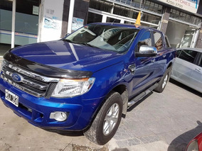 Ford Ranger 2013 Xlt 3.2 4x4 50,000 Kms Reales Unica Mano !