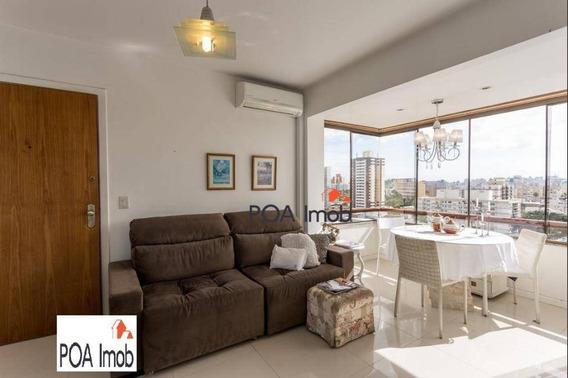 Apartamento Com 2 Dormitórios À Venda, 67 M² Por R$ 510.000,00 - Santana - Porto Alegre/rs - Ap3116