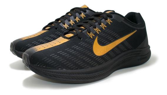 Tenis Turbo Esportes Academia Caminhada Crossfit + Brinde