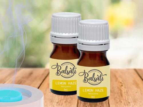 Aceite Esencial Balsati By Medisativa