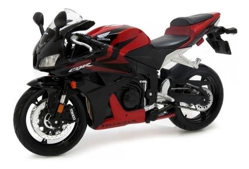 Miniatura Moto Honda Cbr 600rr (1:12)