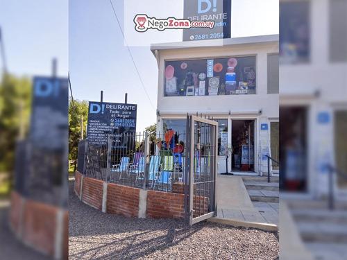 Fondo De Comercio - Bazar/ Adornos / Juguetes / Art. De Jardín - Ciudad De La Costa