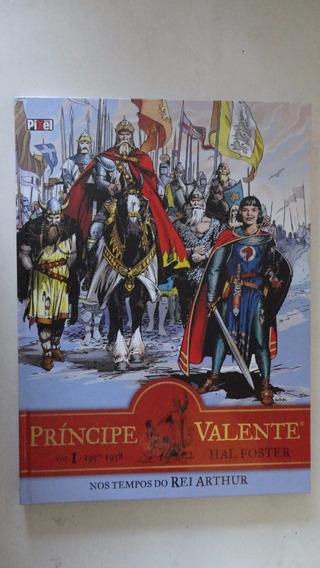 Príncipe Valente Vol 1 1937-1938 Hal Foster Capa Dura