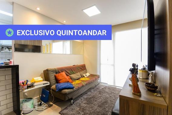 Studio No 4º Andar Com 1 Dormitório E 1 Garagem - Id: 892989372 - 289372