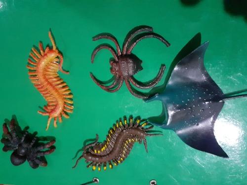 Imagen 1 de 6 de Insectos De Goma .chascos .lote