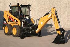 Brazo Excavador Para Mini Cargadora Bobcat, Cat, Implemento