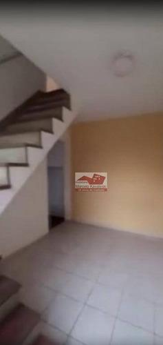Imagem 1 de 8 de Sobrado Com 1 Dormitório À Venda, 78 M² Por R$ 250.000,00 - Vila Moraes - São Paulo/sp - So3259