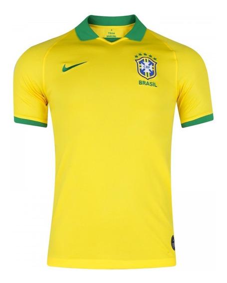 Camiseta Oficial Da Seleção Brasileira 2019 Compre Aqui