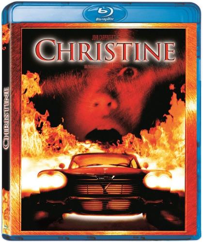 Blu-ray Christine O Carro Assassino - Dublado Stephen King