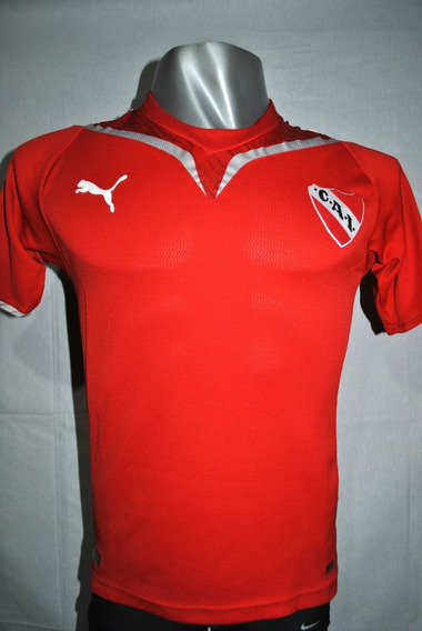 Camiseta Independiente Puma 2009. Talle S