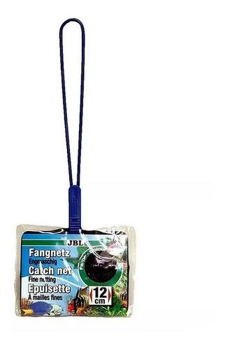 Rede Jbl Para Peixes Aquários 15 X 10cm Cabo De 25cm Redinha