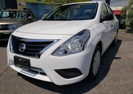 Nissan Versa Drive Std 2018