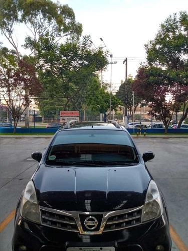 Imagem 1 de 9 de Nissan Livina X-gear 2014 1.8 Flex Aut. 5p